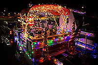 /images/133/2014-12-13-tempe-boats-1x_10917.jpg - #12331: APS Fantasy of Lights Boat Parade … December 2014 -- Tempe Town Lake, Tempe, Arizona