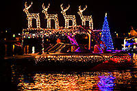 /images/133/2014-12-13-tempe-boats-1x_11046.jpg - #12332: APS Fantasy of Lights Boat Parade … December 2014 -- Tempe Town Lake, Tempe, Arizona