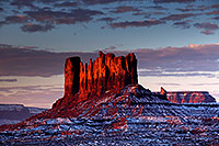 /images/133/2015-01-10-monvalley-morning-1dx_1432.jpg - #12355: Morning in Monument Valley … January 2015 -- Monument valley, Utah