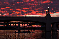 /images/133/2015-01-12-tempe-sunset-1dx_2431.jpg - #12365: Sunset in Tempe, Arizona … January 2015 -- Tempe Town Lake, Tempe, Arizona