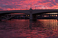 /images/133/2015-01-12-tempe-sunset-1dx_2438.jpg - #12366: Sunset in Tempe, Arizona … January 2015 -- Tempe Town Lake, Tempe, Arizona