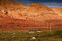 /images/133/2015-06-14-gap-mountains-1dx_2323.jpg - #12470: Afternoon in Gap, Navajo Land, Arizona … July 2015 -- Gap, Arizona