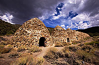 /images/133/2015-08-13-wildrose-kilns-6d_7274.jpg - #12589: 10 Charcoal Kilns used to produce charcoal (1879-1882) in Wildrose, Death Valley, California … August 2015 -- Wildrose, Death Valley, California