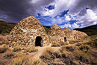 /images/133/2015-08-13-wildrose-kilns-6d_7283.jpg - #12589: 10 Charcoal Kilns used to produce charcoal (1879-1882) in Wildrose, Death Valley, California … August 2015 -- Wildrose, Death Valley, California