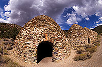/images/133/2015-08-13-wildrose-kilns-6d_7334.jpg - #12591: 10 Charcoal Kilns used to produce charcoal (1879-1882) in Wildrose, Death Valley, California … August 2015 -- Wildrose, Death Valley, California