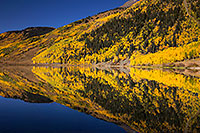 /images/133/2015-09-25-crystal-lake-9-2-6d_0236.jpg - #12641: Crystal Lake Reflections at Red Mountain Pass … September 2015 -- Crystal Lake, Red Mountain Pass, Colorado