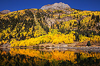 /images/133/2015-09-25-crystal-lake-ple-13-6d_0487.jpg - #12643: Crystal Lake Reflections at Red Mountain Pass … September 2015 -- Crystal Lake, Red Mountain Pass, Colorado