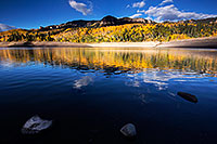 /images/133/2015-10-04-silver-reflect-80-87-5d3_6584.jpg - #12662: Silver Jack Reservoir at Owl Creek Pass … October 2015 -- Silver Jack Reservoir, Owl Creek Pass, Colorado