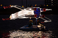 /images/133/2015-12-12-tempe-aps-lights-1dx_02409.jpg - #12778: Star Wars boat at APS Fantasy of Lights Boat Parade … December 2015 -- Tempe Town Lake, Tempe, Arizona