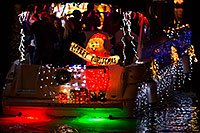/images/133/2015-12-12-tempe-aps-lights-1dx_02556.jpg - #12783: Merry Christmas boat at APS Fantasy of Lights Boat Parade … December 2015 -- Tempe Town Lake, Tempe, Arizona
