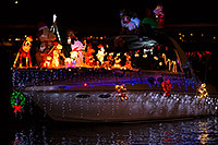 /images/133/2015-12-12-tempe-aps-lights-1dx_02636.jpg - #12788: Boat #23 at APS Fantasy of Lights Boat Parade … December 2015 -- Tempe Town Lake, Tempe, Arizona