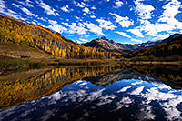 /images/133/2016-10-02-sneffels-pond-ref-1dx_26577.jpg - #13112: Mount Sneffels reflection … October 2016 -- Mount Sneffels, Colorado
