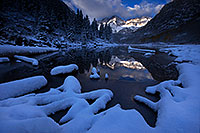 /images/133/2016-10-06-maroon-snowy-3692-1dx_26970.jpg - #13119: Maroon Bells sunrise … October 2016 -- Maroon Bells, Colorado