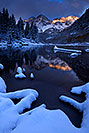 /images/133/2016-10-06-maroon-snowy7036-1dx_26894v.jpg - #13122: Maroon Bells sunrise … October 2016 -- Maroon Bells, Colorado