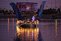 /images/133/2016-12-10-tempe-aps-lights-1dx_31293.jpg - #13197: Boat #28 at APS Fantasy of Lights Boat Parade … December 2016 -- Tempe Town Lake, Tempe, Arizona