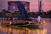 /images/133/2016-12-10-tempe-aps-lights-1dx_31311.jpg - #13199: Boat #28 at APS Fantasy of Lights Boat Parade … December 2016 -- Tempe Town Lake, Tempe, Arizona