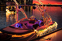 /images/133/2016-12-10-tempe-aps-lights-1dx_31606.jpg - #13209: Boat #40 at APS Fantasy of Lights Boat Parade … December 2016 -- Tempe Town Lake, Tempe, Arizona