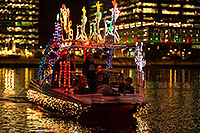 /images/133/2016-12-10-tempe-aps-lights-1dx_31730.jpg - #13216: Boat #12 at APS Fantasy of Lights Boat Parade … December 2016 -- Tempe Town Lake, Tempe, Arizona