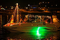 /images/133/2016-12-10-tempe-aps-lights-1dx_32338.jpg - #13234: Boat #13 at APS Fantasy of Lights Boat Parade … December 2016 -- Tempe Town Lake, Tempe, Arizona