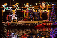 /images/133/2016-12-10-tempe-aps-lights-1dx_32409.jpg - #13236: Boat #12 at APS Fantasy of Lights Boat Parade … December 2016 -- Tempe Town Lake, Tempe, Arizona
