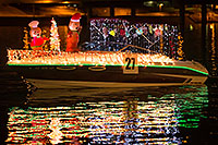 /images/133/2016-12-10-tempe-aps-lights-1dx_32600.jpg - #13241: Boat #27 at APS Fantasy of Lights Boat Parade … December 2016 -- Tempe Town Lake, Tempe, Arizona