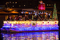 /images/133/2016-12-10-tempe-aps-lights-1dx_32628.jpg - #13242: Boat #16 at APS Fantasy of Lights Boat Parade … December 2016 -- Tempe Town Lake, Tempe, Arizona