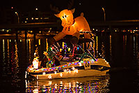 /images/133/2016-12-10-tempe-aps-lights-1dx_32738.jpg - #13245: Boat #23 at APS Fantasy of Lights Boat Parade … December 2016 -- Tempe Town Lake, Tempe, Arizona