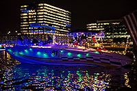 /images/133/2016-12-10-tempe-aps-lights-1dx_33587.jpg - #13263: Boat #01 at APS Fantasy of Lights Boat Parade … December 2016 -- Tempe Town Lake, Tempe, Arizona