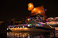 /images/133/2016-12-10-tempe-aps-lights-1dx_34179.jpg - #13270: Boat #23 at APS Fantasy of Lights Boat Parade … December 2016 -- Tempe Town Lake, Tempe, Arizona