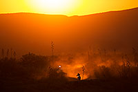 /images/133/2017-06-09-supers-moto-mi50-1dx_50197.jpg - #13902: Sunset riders in Superstitions, Arizona … June 2017 -- Fish Creek Hill, Superstitions, Arizona