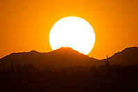 /images/133/2017-06-26-catalina-sunset-1x_55168.jpg - #13922: Sunset in Santa Catalina Mountains … June 2017 -- Santa Catalina Mountains, Arizona