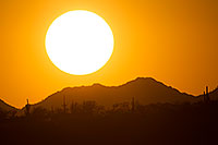 /images/133/2017-07-02-catalina-sunset-1x_55989.jpg - #13928: Sunset in Santa Catalina Mountains … July 2017 -- Santa Catalina Mountains, Arizona
