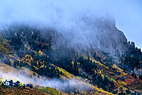 /images/133/2017-09-28-crested-fog-im50-a7r2_3870.jpg - #14087: Houses and mountains in Crested Butte … September 2017 -- Crested Butte, Colorado