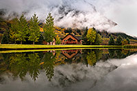 /images/133/2017-09-28-crested-house-mi100-a7r2_4005.jpg - #14093: House reflection in Crested Butte … September 2017 -- Crested Butte, Colorado