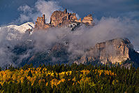 /images/133/2017-09-30-ohio-castle-luim-a7r2_4672.jpg - #14115: Castle Rocks at Ohio Pass, Colorado … Sept 2017 -- Ohio Pass, Colorado