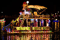/images/133/2017-12-09-tempe-boats-lucla-5d4_1736.jpg - #14186: Boat #13 at APS Fantasy of Lights Boat Parade … December 2017 -- Tempe Town Lake, Tempe, Arizona