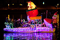 /images/133/2017-12-09-tempe-boats-lucla-5d4_2169.jpg - #14193: Boat #32 at APS Fantasy of Lights Boat Parade … December 2017 -- Tempe Town Lake, Tempe, Arizona