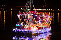 /images/133/2017-12-09-tempe-boats-lucla-5d4_2449.jpg - #14195: Boat with Santa at APS Fantasy of Lights Boat Parade … December 2017 -- Tempe Town Lake, Tempe, Arizona