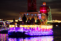 /images/133/2017-12-09-tempe-boats-lumi-5D4_1242.jpg - #14207: Boat #16 at APS Fantasy of Lights Boat Parade … December 2017 -- Tempe Town Lake, Tempe, Arizona