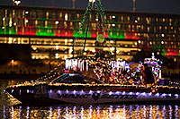 /images/133/2017-12-09-tempe-boats-lumi52-5D4_1043.jpg - #14204: Boat #26 with Santa at APS Fantasy of Lights Boat Parade … December 2017 -- Tempe Town Lake, Tempe, Arizona