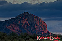 /images/133/2018-07-18-elephant-sunset-im77-a7r3_2761.jpg - #14497: Elephant Rock in Santa Rita Mountains … July 2018 -- Santa Rita Mountains, Arizona