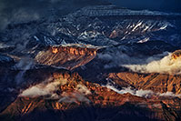 /images/133/2019-01-06-grand-fog-im1-a7r3_6804.jpg - #14536: Snow and fog at Grand Canyon … January 2019 -- Grand Canyon, Arizona