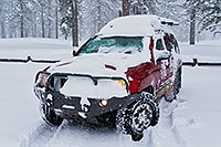 /images/133/2019-02-21-bryce-xterra-a7r3_11968.jpg - #14599: Xterra on a snowy day in Bryce Canyon … February 2019 -- Bryce Canyon, Utah