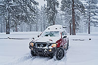 /images/133/2019-02-21-bryce-xterra-a7r3_12043.jpg - #14603: Xterra on a snowy day in Bryce Canyon … February 2019 -- Bryce Canyon, Utah