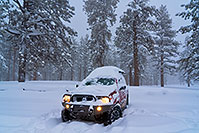 /images/133/2019-02-21-bryce-xterra-luviv-a7r3_12198.jpg - #14606: Xterra on a snowy day in Bryce Canyon … February 2019 -- Box Canyon, Arizona