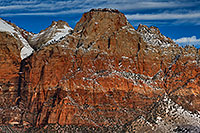 /images/133/2019-02-24-zion-rocks-mi5-a7r3_13986.jpg - #14618: Snowy mountains in Zion … February 2019 -- Zion, Utah