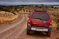 /images/133/2020-01-22-box-fog-xterra-5-a7r3_21284.jpg - #14789: Xterra on a snowy day in Box Canyon … January 2020 -- Box Canyon, Arizona