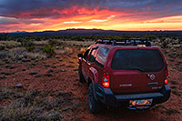 /images/133/2020-05-08-gv-xterra-45-a7r3_22644.jpg - #14795: Xterra at sunset in Green Valley … May 2020 -- Green Valley, Arizona