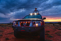 /images/133/2020-05-08-gv-xterra-60-a7r3_22659.jpg - #14796: Xterra and monsoon sky … May 2020 -- Green Valley, Arizona