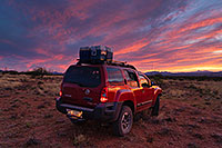 /images/133/2020-05-14-gv-xterra-sunset-2to4-a7r3_24071.jpg - #14802: Xterra at sunset … May 2020 -- Green Valley, Arizona